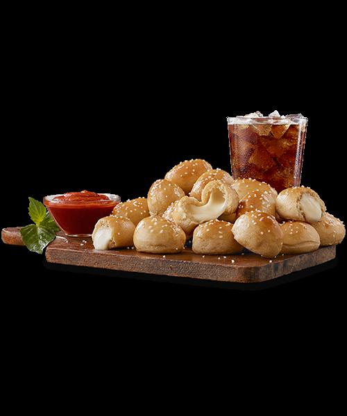 Mozzarella Stuffed Bites